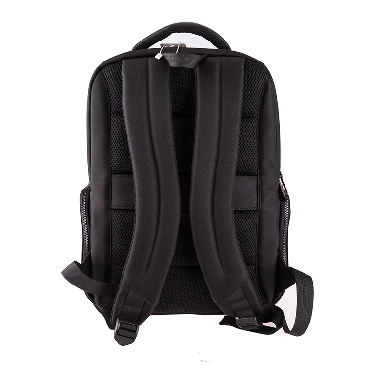 Removable Front Pocket Men Business Laptop Backpack